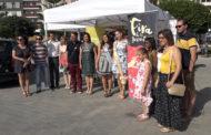 Benicarló; Inauguració de la tercera edició de la Fira de la Joventut 30-06-2018
