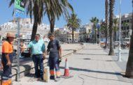 Peníscola, l'Ajuntament sancionarà als venedors i compradors del top manta