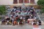 Sant Jordi; Processó i solemne Missa en honor a Sant Jaume i en honor al Beat Fra Tobías Borrás. Festes Majors de Sant Jordi 25-07-2018