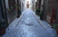 La Jana finalitzen les obres de millora als carrers Perxe i de les Eres