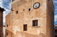 Càlig rep una subvenció de 50.000€ dels fons FEDER per a la restauració de la Torre