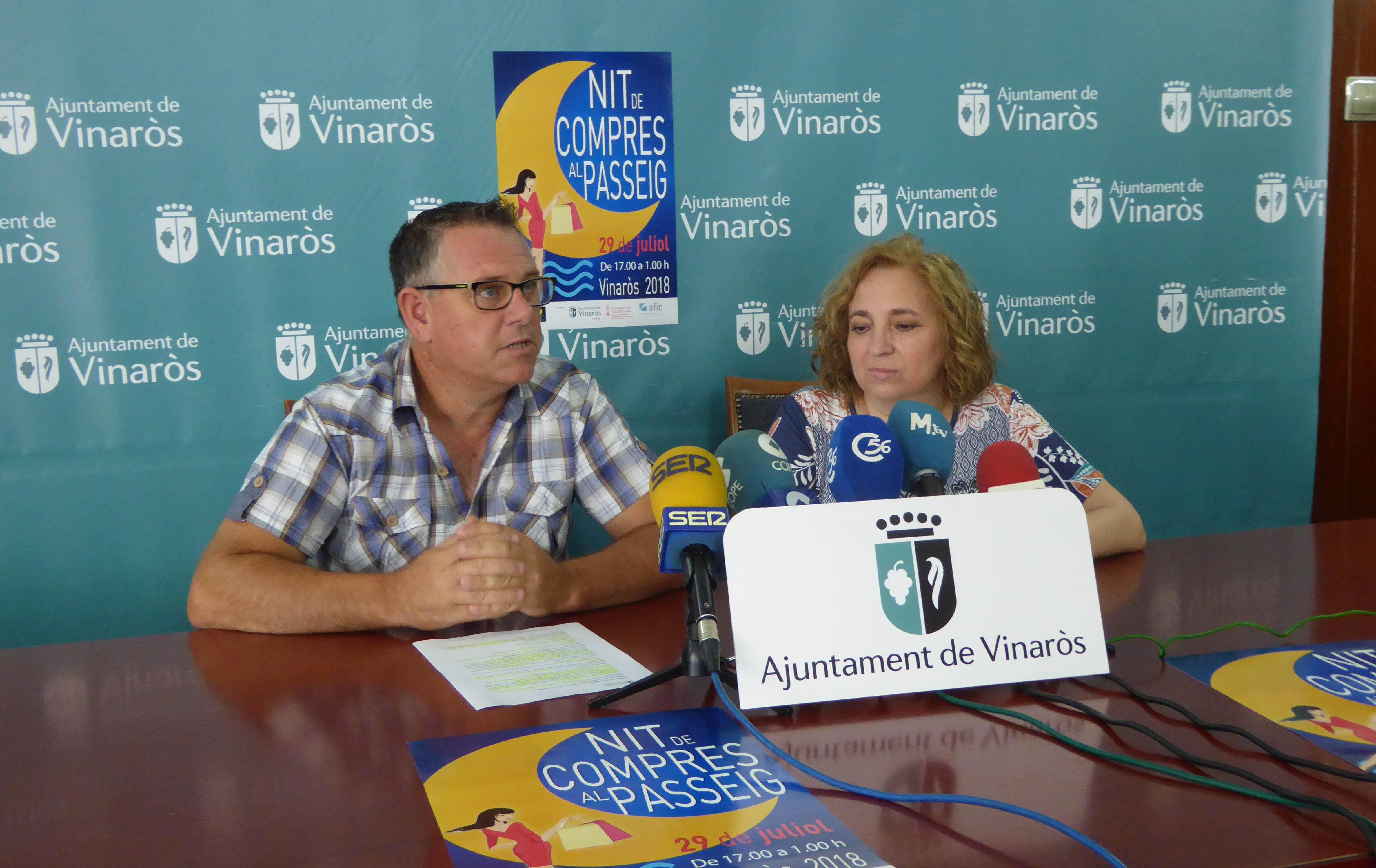 Vinaròs celebrarà el proper 29 de juliol una nova edició de