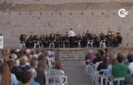 Peníscola; concert de marxes mores i cristianes 20-05-2017