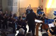 Benicarló; concert de Reis de l'Orquestra Clàssica de Benicarló 08-01-2017