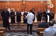 Sant Jordi; concert d'estiu de la coral Veus de Sant Jordi 17-07-2016