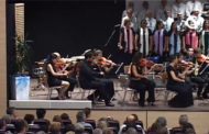 Benicarló, concert inaugural de l'auditori de La Consolació 19-06-2016