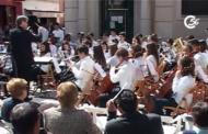 Benicarló; concert de la banda juvenil de l'Associació Musical Ciutat de Benicarló 20-03-2016