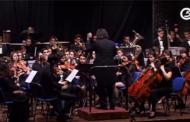 Benicarló; concert de la Jove Orquestra Simfònica de Castelló 03-01-2016