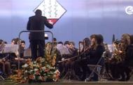 Alcanar; concert de Santa Cecília de la Banda Municipal 21-11-2015