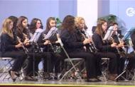 Alcanar; concert de Santa Cecília de l'Agrupació Musical Canareva 28-11-2015