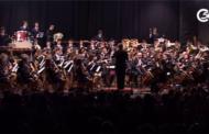 Benicarló; concert de l'Associació Musical Ciutat de Benicarló 21-11-2015