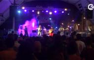 Les Cases d'Alcanar; concert de Pepet i Marieta 17-08-2015