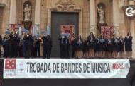 Alcalà de Xivert; Trobada de Bandes de Música 05-07-2015
