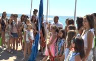 Vinaròs; hissada de la bandera blava 06-07-2018