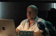 Vinaròs; Conferència: Teròpodes: Dinosaures elegits per a la glòria; a càrrec de Manuel D. García Sanz en la F. Caixa Vinaròs 06-07-2018