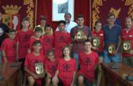 Vinaròs, l'Ajuntament reconeix als esportistes campions d'Espanya