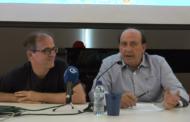 """Vinaròs; Conferència: """"El mon de Rafael Azcona""""  a càrrec de Daniel Gascón a la Fundació Caixa Vinaròs 13-07-2018"""