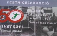 Vinaròs, el Club Balonmano compleix 50 anys amb una programació especial