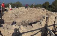 Vinaròs, la campanya d'excavacions al poblat iber del Puig de la Misericòrdia treu a la llum noves descobertes