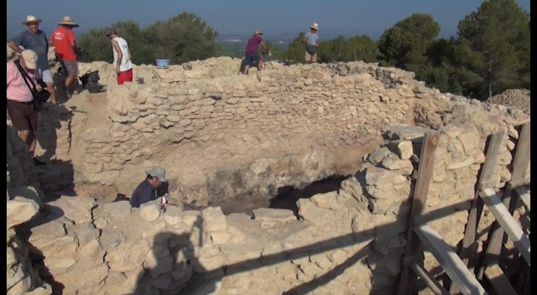 Vinaròs, la propera setmana s'executaran obres de preservació al jaciment del poblat iber