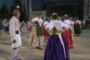 Santa Magdalena; Espectacle a càrrec de l'Agrupació Musical  de Sta. Magdalena a la Plaça Espanya 20-07-2018