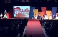 Santa Magdalena; Presentació de les Festeres i Festers a la Plaça Espanya  de les Festes Patronals de Santa Magdalena 2018 21-07-2018