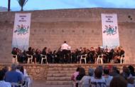 Peníscola; concert de marxes mores i cristianes 21-07-2018