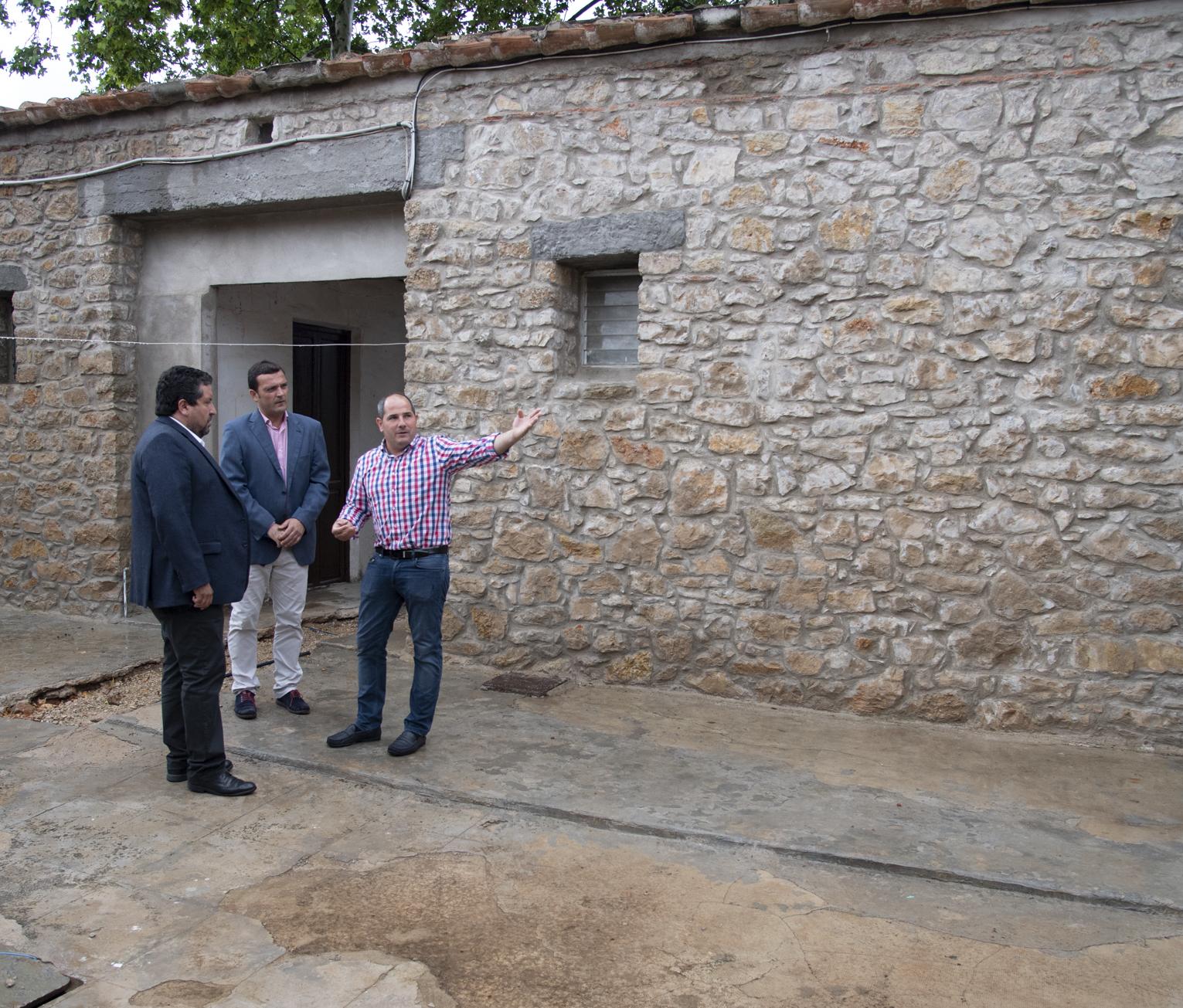 La Salzadella, la Diputació col·labora amb l'adequació de les antigues cases de la Guàrdia Civil