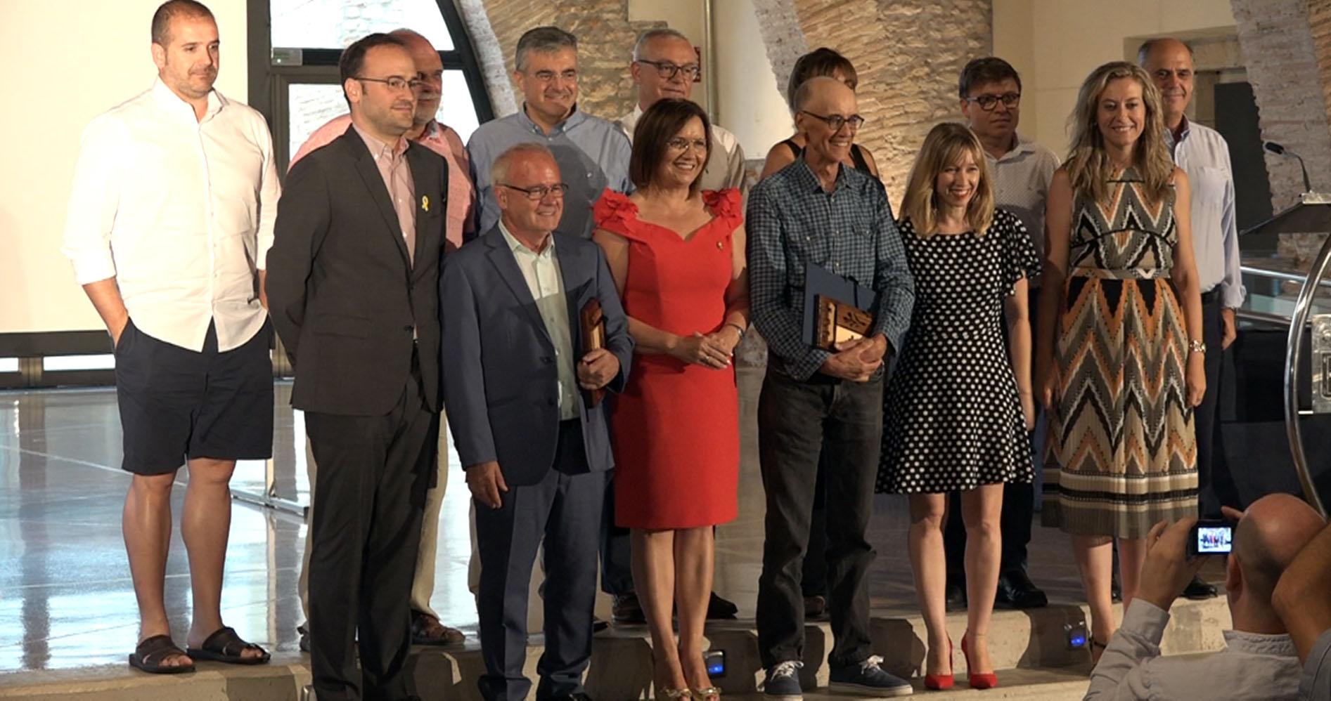 Benicarló reconeix a Jesús Arnau i Josep Albiol com a Persones Distingides 2018