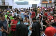 Cervera del Maestre; Desfilada de carrosses  a les Festes de Cervera del Maestre 07-08-2018
