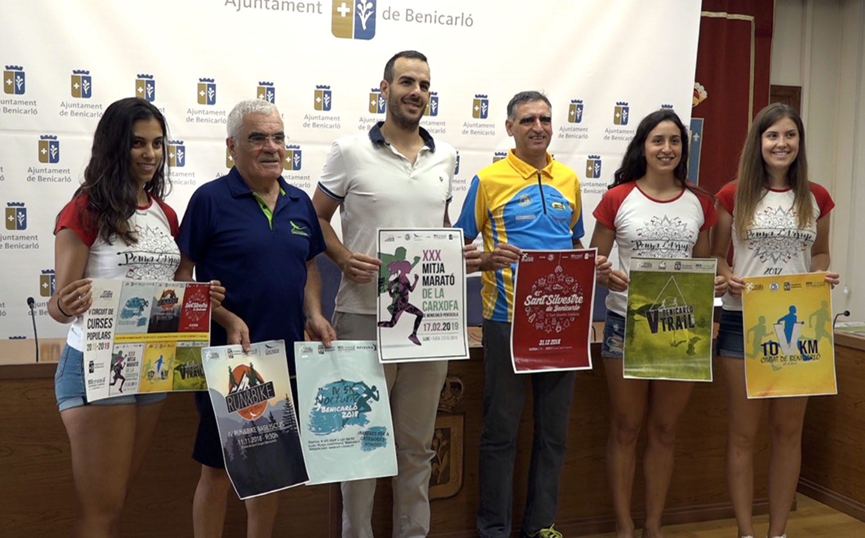 Benicarló presenta la 5a edició del Circuit de Curses Populars
