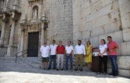 Alcalà, el president Javier Moliner participa en la ruta