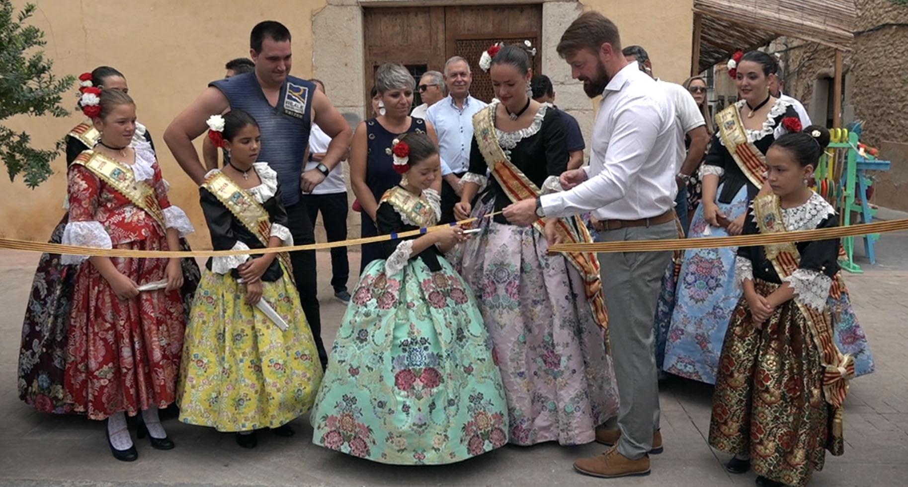 Turisme declara la Mostra d'Oficis de Sant Jordi Festa d'Interés Turístic Local