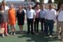 Benicarló; Firma del conveni entre el Benicarló Base Fútbol i el Villarreal Club de Fútbol 28-08-2018