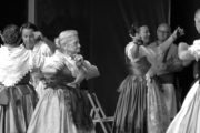 Benicarló; Balls tradicionals de la Comunitat Valenciana  a càrrec del Grup de Música i Danses la Sotà de Benicarló 19-08-2018