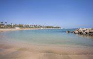 Vinaròs, la platja Fora del Forat s'obre de nou al bany