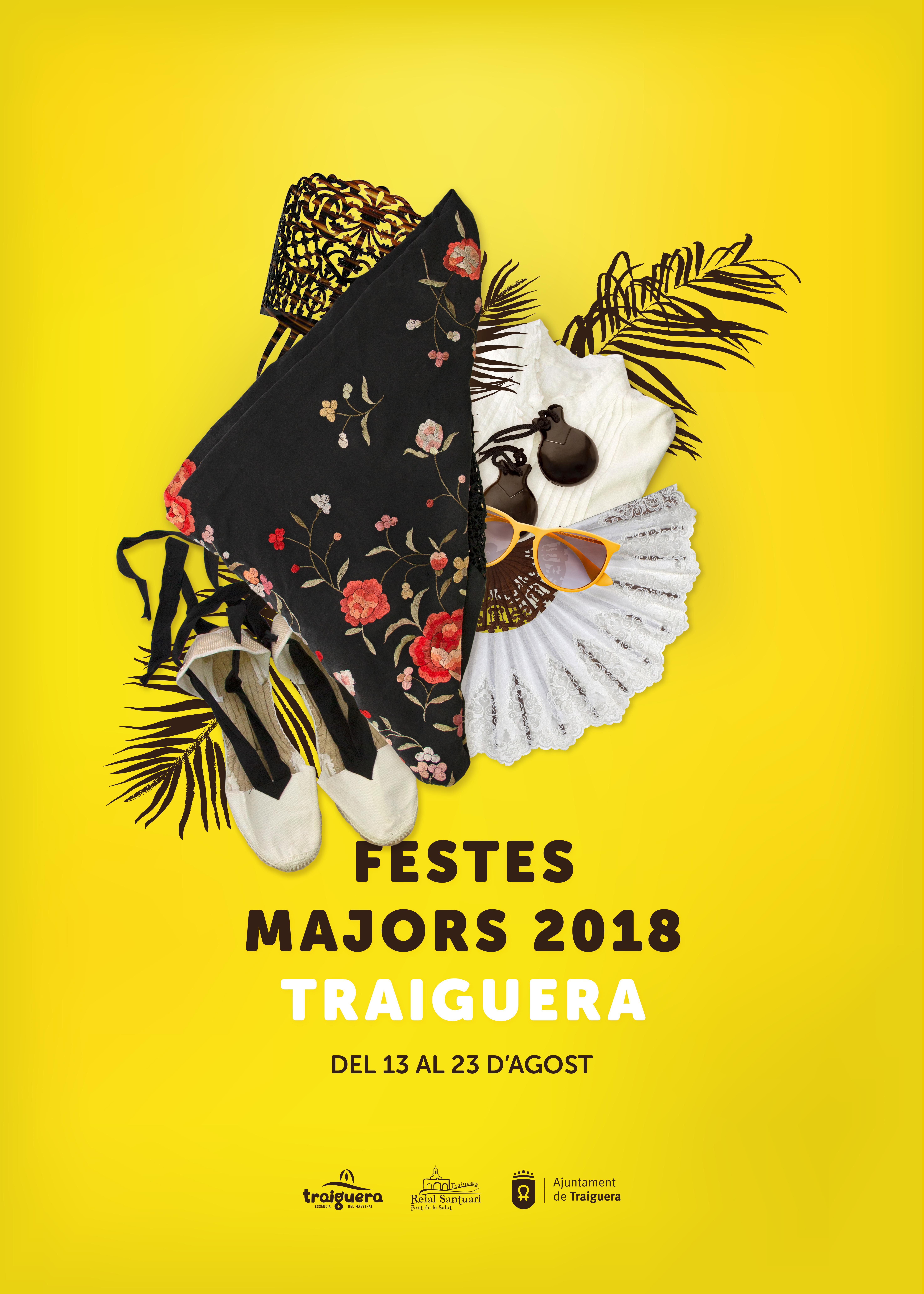 Traiguera es prepara per celebrar les Festes Majors del 13 al 23 d'agost