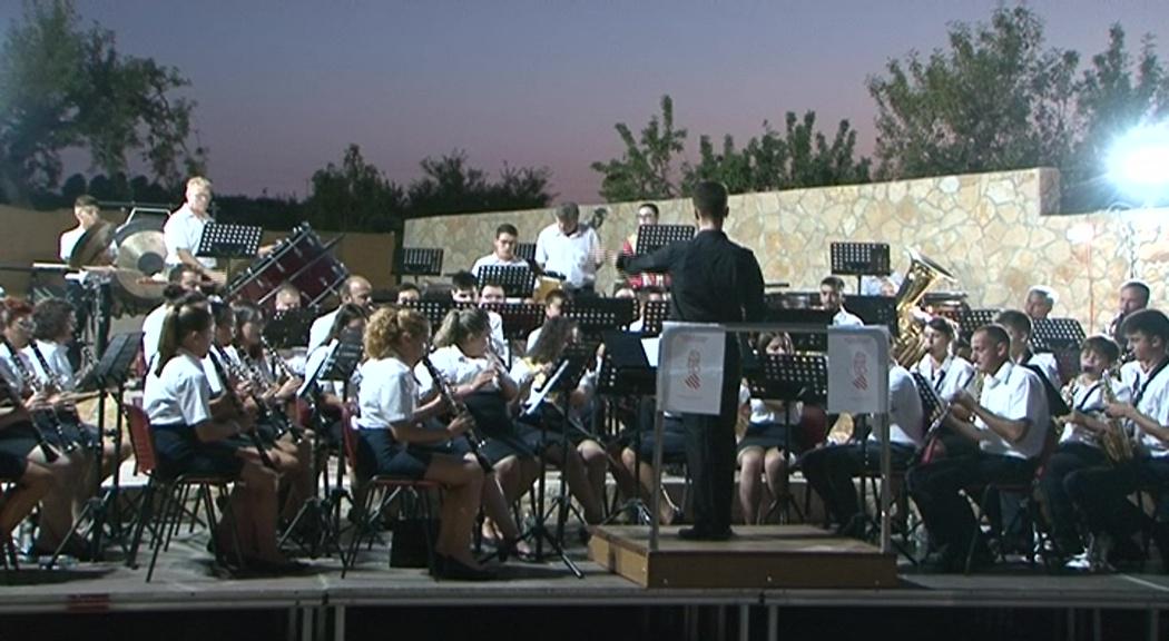 Càlig l'Agrupació musical ofereix el tradicional concert de festes