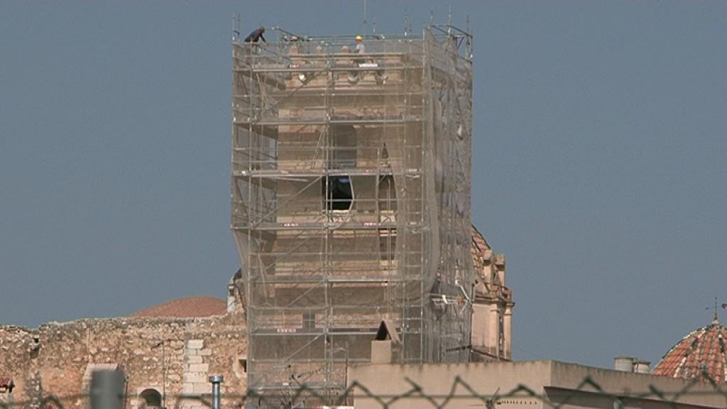 Canet lo Roig, l'Ajuntament assegura que les obres al campanar no suposen un perjudici per a les aus