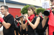 Benicarló fa un cercavila d'homenatge a Carlos Santos dintre de les primeres jornades Sincròniques
