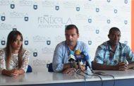 Peníscola; roda de premsa de la Regidoria de Festes 22-08-2018