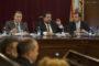 Sant Jordi; roda de premsa de l'Ajuntament 04-09-2018