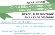 Alcalà, ofereix un curs d'Educació Emocional