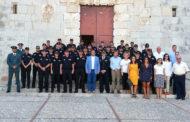 Peníscola; Missa per la celebració del Dia de la Policia Local a Peníscola 29-09-2018