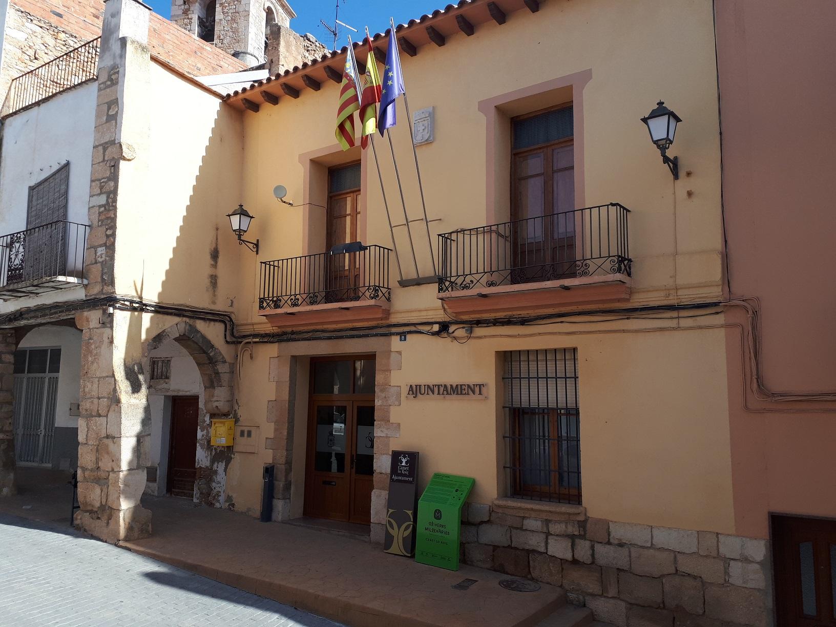 Canet, la Generalitat té un deute amb el consistori de 129.000€