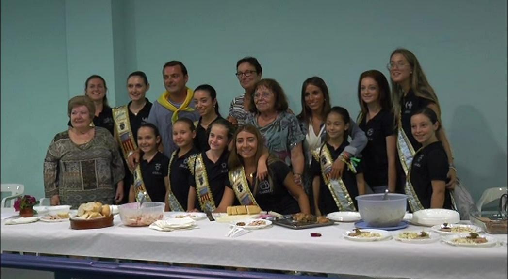 Peníscola celebra la demostració de cuina internacional en motiu de les Festes Patronals
