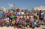 Peníscola; lliurament de premis de pesca infantil i juvenil 16-09-2018