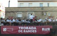 Tírig acull la 25a Trobada de Bandes de Música dels Ports-Alt Maestrat