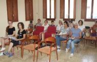 Santa Magdalena, prop de 15 veïns participen en el taller d'alfabetització digital