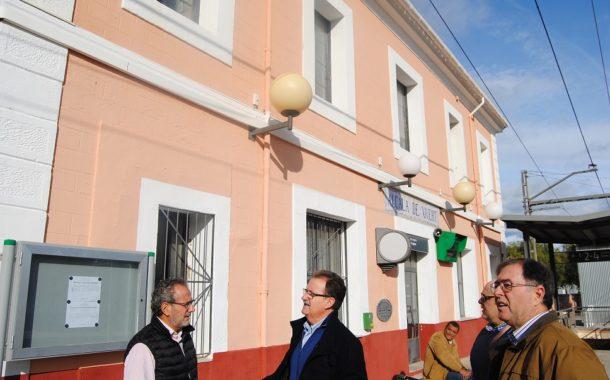 Alcalà, l'Ajuntament augmentarà els busos entre els dos nuclis urbans per adequar-los a l'augment dels trens regionals